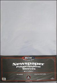 PLASTIC BAGS Newspaper (50 Large)