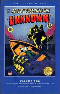 ADVENTURES INTO THE UNKNOWN Volume 2