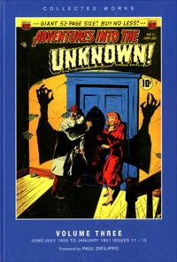 ADVENTURES INTO THE UNKNOWN Volume 3