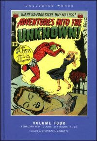 ADVENTURES INTO THE UNKNOWN Volume 4