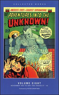 ADVENTURES INTO THE UNKNOWN Volume 8