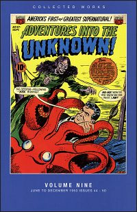ADVENTURES INTO THE UNKNOWN Volume 9