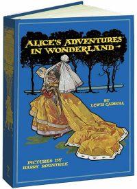 ALICE'S ADVENTURES IN WONDERLAND By Harry Rountree
