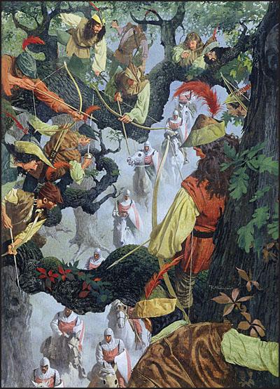 THE ART OF ROBERT MCGINNIS-456