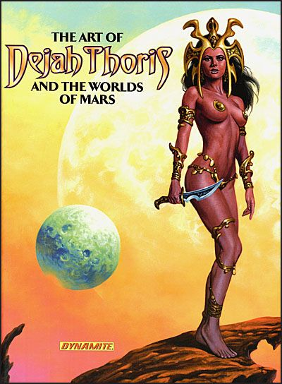 ART OF DEJAH THORIS AND THE WORLDS OF MARS-0