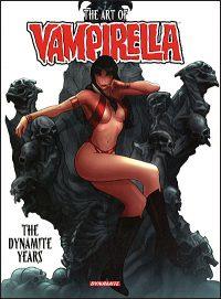 ART OF VAMPIRELLA The Dynamite Years