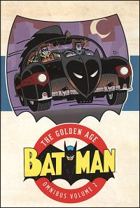 BATMAN The Golden Age Omnibus Volume 2