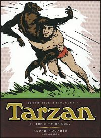 EDGAR RICE BURROUGHS TARZAN Volume 1 In The City of Gold