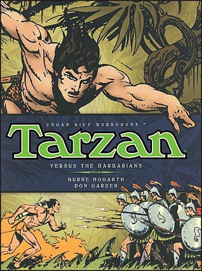 EDGAR RICE BURROUGHS TARZAN Volume 2 Tarzan Versus the Barbarians-0