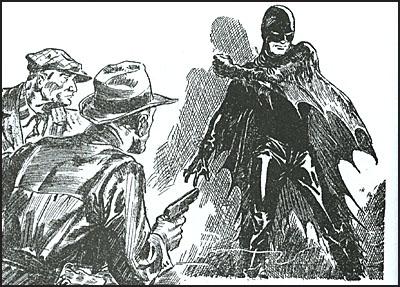 THE BLACK BAT #1-14309
