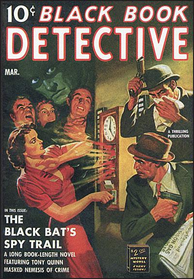 THE BLACK BAT #3-14051