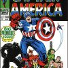 CAPTAIN AMERICA OMNIBUS Volume 1 Kirby Cover New Printing