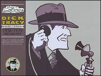THE COMPLETE CHESTER GOULD'S DICK TRACY Volume 5