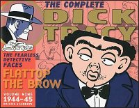 THE COMPLETE CHESTER GOULD'S DICK TRACY Volume 9
