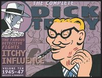 THE COMPLETE CHESTER GOULD'S DICK TRACY Volume 10