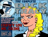 THE COMPLETE CHESTER GOULD'S DICK TRACY Volume 14