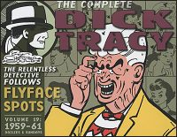 THE COMPLETE CHESTER GOULD'S DICK TRACY Volume 19