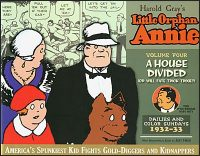 THE COMPLETE LITTLE ORPHAN ANNIE Volume 4