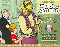 THE COMPLETE LITTLE ORPHAN ANNIE Volume 6