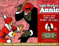 THE COMPLETE LITTLE ORPHAN ANNIE Volume 8