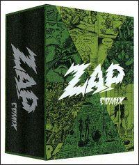 COMPLETE ZAP COMIX Boxed Set