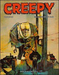 CREEPY ARCHIVES Volume10
