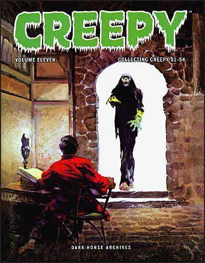 CREEPY ARCHIVES Volume 11-0