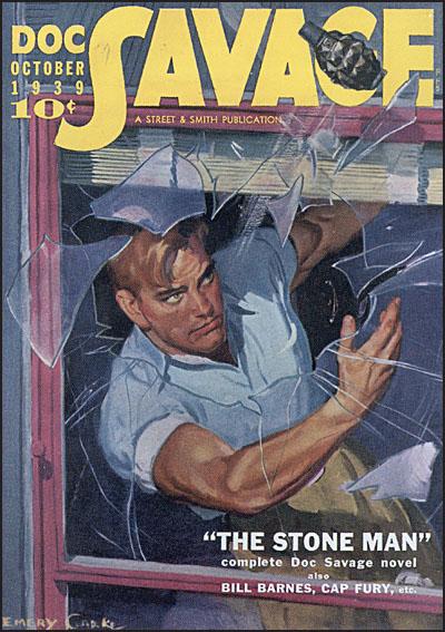DOC SAVAGE #10-13771