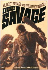 DOC SAVAGE #27 JAMES BAMA COVER