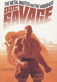 DOC SAVAGE #28 JAMES BAMA COVER