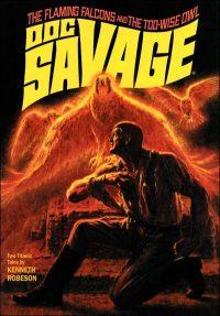 DOC SAVAGE #62 JAMES BAMA COVER