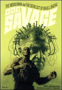 DOC SAVAGE #66 JAMES BAMA COVER