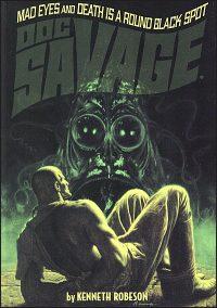 DOC SAVAGE #80 JAMES BAMA COVER