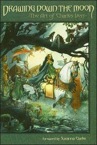 DRAWING DOWN THE MOON The Art of Charles Vess