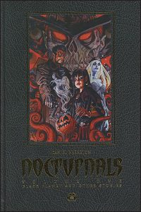 DAN BRERETON'S NOCTURNALS Volume 1 Black Planet and Other Stories Signed