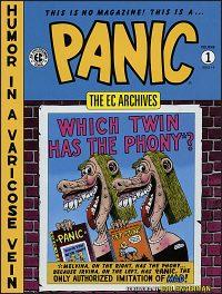 EC ARCHIVES Panic Volume 1