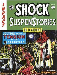 EC ARCHIVES Shock Suspenstories Volume 1 Hardcover