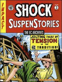 EC ARCHIVES Shock Suspenstories Volume 3