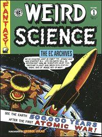 EC ARCHIVES Weird Science Volume 1