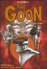 ERIC POWELL'S THE GOON CHINATOWN Artist's Edition
