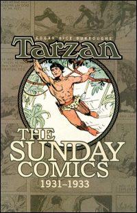EDGAR RICE BURROUGHS' TARZAN The Sunday Comics Volume 1