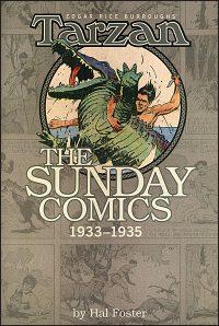 EDGAR RICE BURROUGHS' TARZAN The Sunday Comics Volume 2