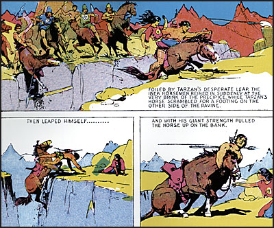 EDGAR RICE BURROUGHS' TARZAN The Sunday Comics Volume 2-7733