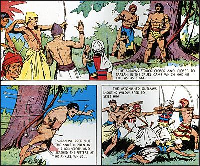 EDGAR RICE BURROUGHS' TARZAN The Sunday Comics Volume 2-7734