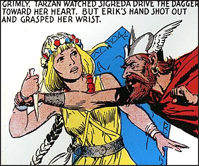 EDGAR RICE BURROUGHS' TARZAN The Sunday Comics Volume 2-7735