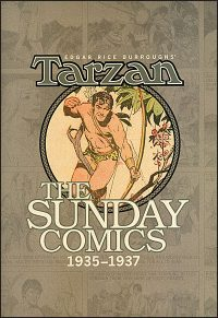 EDGAR RICE BURROUGHS' TARZAN The Sunday Comics Volume 3
