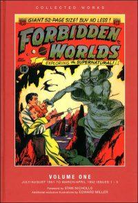 FORBIDDEN WORLDS Volume 1