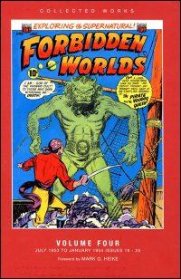 FORBIDDEN WORLDS Volume 4