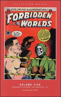 FORBIDDEN WORLDS Volume 5