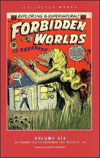 FORBIDDEN WORLDS Volume 6
